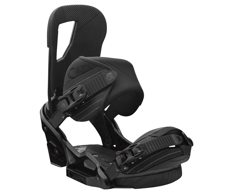 Image: Burton Mens Cartel EST Restricted Snowboard binding